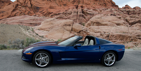Chevy Corvette 2007 C6